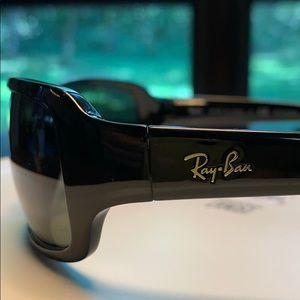 Ray-Ban P blacks